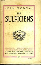 Les Sulpiciens. - Couverture - Format classique