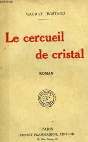 Le Cercueil De Cristal. - Couverture - Format classique