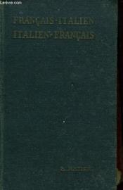 Dictionnaire Francais-Italien / Italien Francais. - Couverture - Format classique