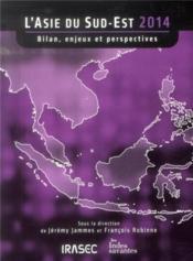 Asie Du Sud Est 2014 - Couverture - Format classique