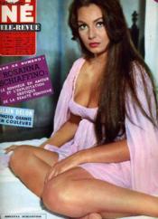Cine Revue Tele-Revue - 45e Annee - N° 46 - Compartiment Tueurs - Couverture - Format classique
