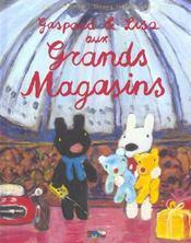 Gaspard et Lisa aux grands magasins - Intérieur - Format classique