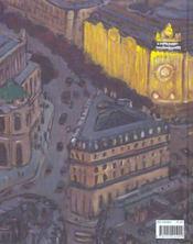 Gaspard et Lisa aux grands magasins - 4ème de couverture - Format classique
