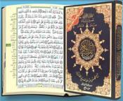 Coran tajweed ; lecture warsh ; avec mots du Coran et index des thèmes coraniques - Couverture - Format classique