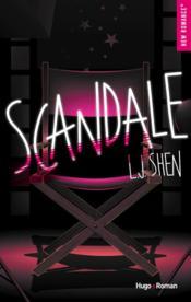 Scandale - Couverture - Format classique