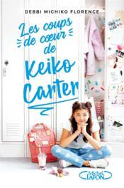 Les coups de coeur de Keiko Carter t.1 - Couverture - Format classique