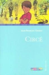 Circé - Couverture - Format classique