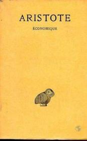 Economique - Couverture - Format classique