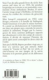 Vie Et Dessins - 4ème de couverture - Format classique