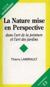 Nature mise en perspective (la) - Couverture - Format classique