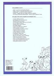 Recueil spirou t.264 - 4ème de couverture - Format classique