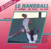 Le Handball - Intérieur - Format classique
