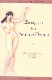 Emergence de la femme divine (l') - Intérieur - Format classique
