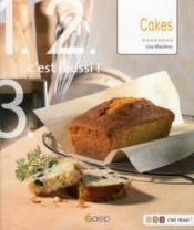 Cakes - Couverture - Format classique