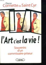 Art c est la vie - Couverture - Format classique
