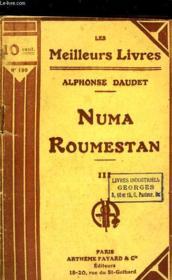 Numa Roumestan - Tome 3 - Couverture - Format classique