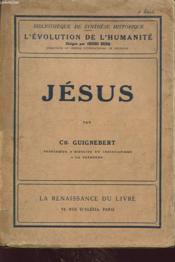 Jesus - Couverture - Format classique