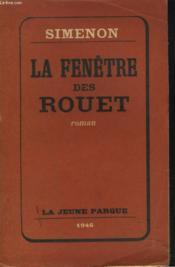 La Fenetre Des Rouet - Couverture - Format classique
