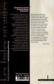 Marine Francaise Et Ses Reseaux Economique Auxviiie Siecle - 4ème de couverture - Format classique
