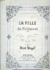 La Fille Du Regiment - Couverture - Format classique