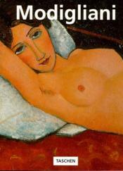 Modigliani - Couverture - Format classique