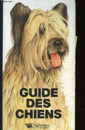 Guide Des Chiens - Couverture - Format classique