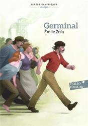 Germinal - Couverture - Format classique