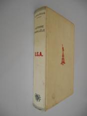 Histoire des Etats-Unis de 1917 à 1961 / Maurois, André / Réf17850 - Couverture - Format classique