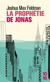 La prophétie de Jonas - Couverture - Format classique