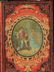 Tresor Des Feves Et Fleur Des Pois - Le Genie Bonhomme - Histoire Du Chien De Brisquet - Collection Petite Bibliotheque Blanche. - Couverture - Format classique