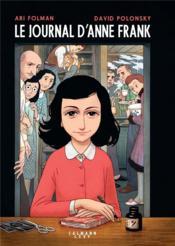 Le journal d'Anne Frank ; roman graphique - Couverture - Format classique