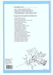 Recueil spirou t.265 - 4ème de couverture - Format classique
