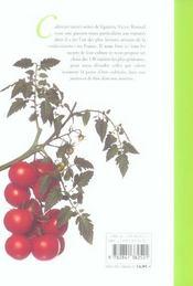 Les Tomates Qui Ont Du Gout - 4ème de couverture - Format classique