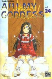 Ah! my goddess t.24 - Couverture - Format classique