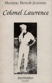 Colonel Lawrence - Couverture - Format classique
