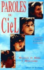 Paroles Du Ciel - Couverture - Format classique