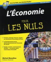 telecharger L'economie pour les nuls (2e edition) livre PDF/ePUB en ligne gratuit