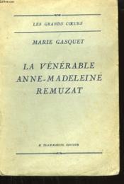 La Venerable Anne - Madeleine Remuzat. - Couverture - Format classique