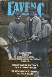 L'AVENC, REVISTA D'HISTORIA, N°67, GENER 1984, DOSSIER : LIBERTAT, NACIO I DEMOCRACIA EN EL PENSAMENT ECONOMOC CATALA (s. XVIII-XIX) PER LLUIS ARGEMI ..., L'OFFICI D'HISTORIADOR PER FELIX MANITO, EL TINENT, L'AVIA , LA SAND I MONSIEUR DUPONT... - Couverture - Format classique