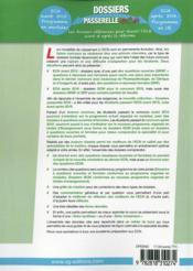 Dossiers Passerelle Ecn Endocrinologie - 4ème de couverture - Format classique