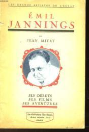 Emil Jannings - Couverture - Format classique