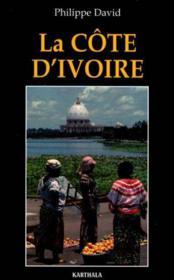 La Cote D'Ivoire - Couverture - Format classique
