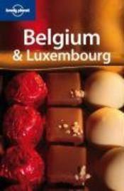 Belgium & Luxembourg (3e édition) - Couverture - Format classique