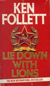 Lie Down With Lions - Couverture - Format classique