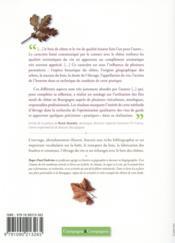 Le bois et le vin - 4ème de couverture - Format classique