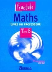 Maths term s gp 02 oblig+spec - Couverture - Format classique