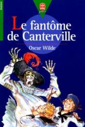 Le fantome de canterville - Couverture - Format classique