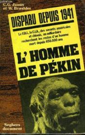 L'Homme De Pekin. - Couverture - Format classique