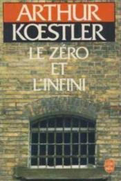 Le zero et l'infini - Couverture - Format classique