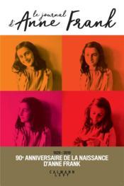 Journal Anne Frank (édition 2019) - Couverture - Format classique